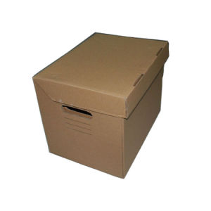 High Quality Heavy Duty Corrugated Container (FP0101) pictures & photos