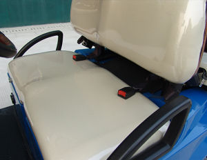 Hot Electric Golf Buggy Car with Low Price pictures & photos