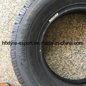Electric Car Tires 500r12 550r13 Tubeless Tires with DOT ECE pictures & photos