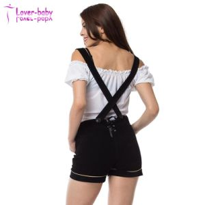 Adult German Beer Maid Women′s Lederhosen L1215 pictures & photos