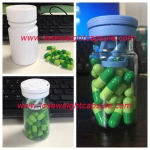 Lida Darkgreen Light Green Plus Slimming Capsule Weight Loss Dietpills pictures & photos