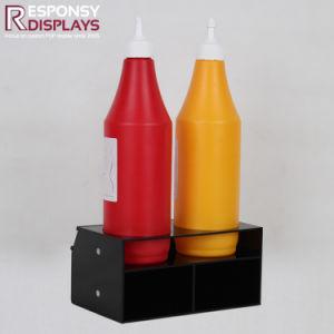 POS Wholesale Permanent Sauce Display Rack pictures & photos