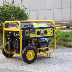 Bison (China) BS7500u (h) 6kw Long Run Time Gasoline Generator pictures & photos