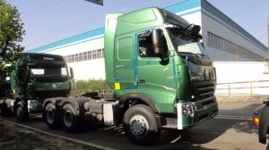 Hot Sale HOWO A7 6X4 Heavy Head Tractor Truck pictures & photos