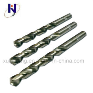 Professional High Quality Coolant-Fed Solid Carbide 3D Twist Drill Bits pictures & photos