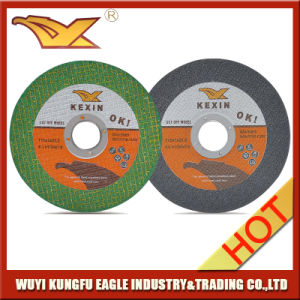 4.5′′ Kexin Abrasive Tools Abrasive Cutting Wheels pictures & photos