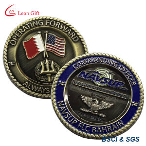 Custom Metal UAE Silver Coins for Souvenir Gift pictures & photos