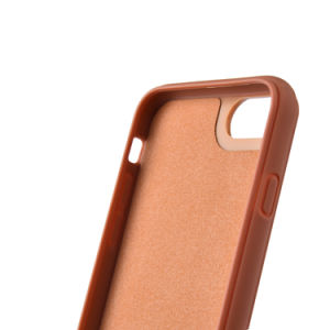 C&T TPU Bumper Protective Case RFID Protection Leather Wallet Case with Card Slot for Universal iPhone 6/6s/7/6s Plus/iPhone 8/iPhone 7 8 Plus pictures & photos