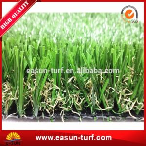 50mm Outdoor Synthetic Artificial Turf with SGS pictures & photos