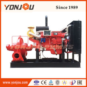Yonjou Split Case Agricultural Irrigation Diesel Water Pump pictures & photos