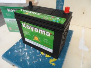 Good Starting Automotive Car Battery 12V45ah Top Quality SLA Ns60mf pictures & photos