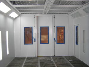 Car Spray Paint Booth for Sale pictures & photos
