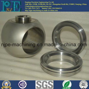 Professional Custom Stainless Steel CNC Turning Machine Part pictures & photos