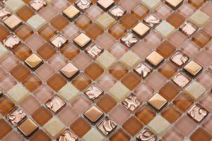 Round Ceramic Mosaic Tile in Foshan (AJLB-525205) pictures & photos