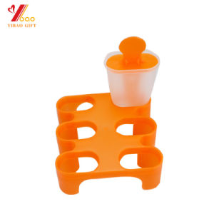 FDA 8 Cell Frozen Ice Cream Pop Mold, Popsicle Maker, Lolly Mould, Tray Pan Kitchen DIY pictures & photos