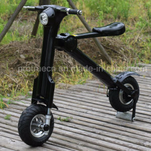 2 Wheels Mini Smart Folding Lithium Battery Electric Scooter pictures & photos