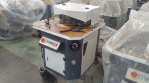 Q28y 4X200 135 Degree Angle Aluminium Notching Machine pictures & photos
