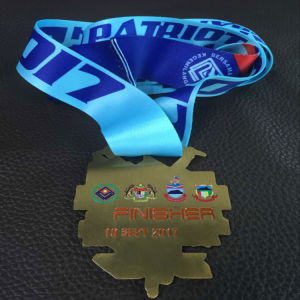Supply Sport 3D Bronze Medal Wholesale Custom pictures & photos