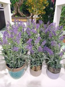 Best Selling Artificial Flowers of Lavender Gu916215233 pictures & photos