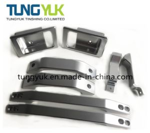 Customized CNC Machining Parts with Sheet Metal pictures & photos