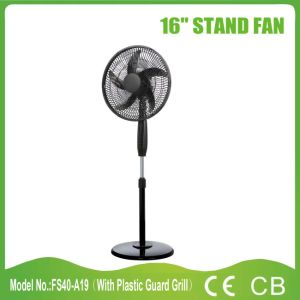 """16"""" Stand Fan with Plastic Guard Grill (FS40-A19) pictures & photos"""
