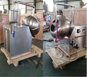 Coating Machine for Pill/Tablet/Candy/Sweets/Film Coating pictures & photos