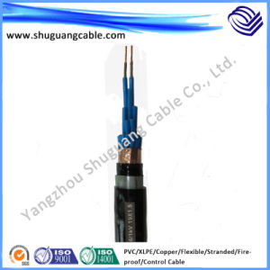 Flame Retardant/Cu Tape Screened/PVC Insulation and Sheath/Control Cable pictures & photos