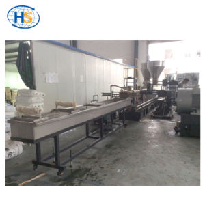 PP/PE Flakes Recycling Machine with Non-Stop Screen Changer pictures & photos