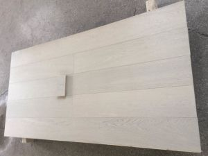 White Washed Limed Oak Engineered Flooring - 190-260mm Wide pictures & photos