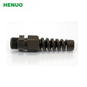 Nylon 66 Flexible Cable Gland with Strain Relief pictures & photos
