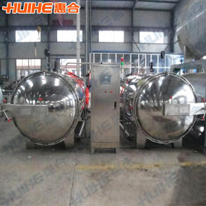 Steam Heating Retort for Sale pictures & photos