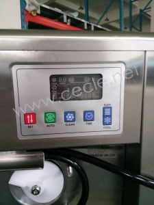 Desktop Soft Ice Cream Machine|Ice Cream Machine pictures & photos
