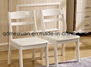 Solid Wooden Dining Chairs Living Room Furniture (M-X2476) pictures & photos