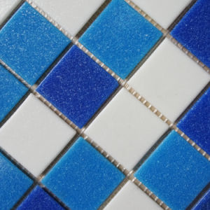 Withdot Glass Mosaic for Swimming Pool 50mm pictures & photos