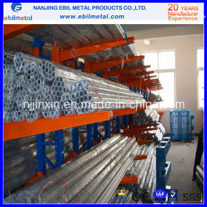 ISO9001 Double-Side Arm Round Pipe Cantilever Rack System (EBIL-XBHJ) pictures & photos