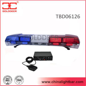 12V Red Blue Color LED Lightbar with Speker (TBD06126) pictures & photos