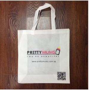 Promotional PP Nonwoven Tote Bag for Shopping Storage pictures & photos