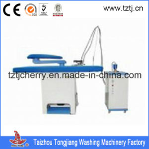 Vacuum Ironing Table Clamp Pressing Machine with 3kw Steam Generator pictures & photos