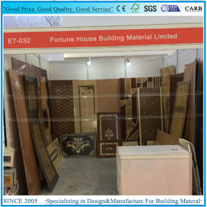 Factory Natural Veneer Jointed Door Skin Size Plywood pictures & photos