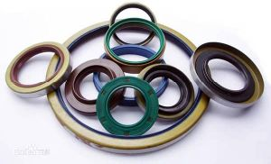 Green Viton Oil Resistant O Ring Seals
