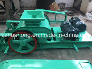 Stone Double Roller Crusher Machine Price pictures & photos