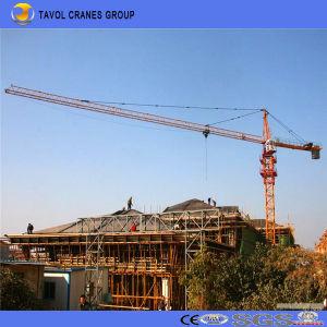 6ton Qtz80-5513 Top Kits Tower Crane Construction Tower Cranes pictures & photos