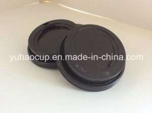 PS Black Coffee Cup Lid (YH-L283) pictures & photos