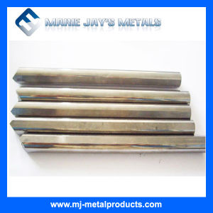 Cemented Solid Tungsten Carbide Rods pictures & photos