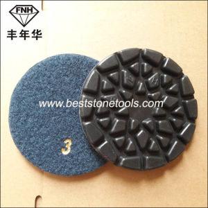 Cr-28 Diamond Marble Floor Polishing Pad on Sale (100X6.0mm) pictures & photos
