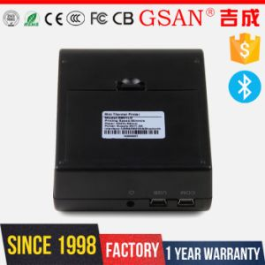 Kitchen Receipt Printer POS Bluetooth Printer Bluetooth Thermal Printer pictures & photos