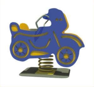 Kaiqi PE Plastic Spring Rider (KQ50162L) pictures & photos