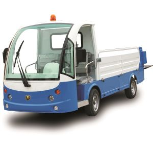 5kw Lead Battery Electric Utility Transfer Car with CE (DT-12) pictures & photos