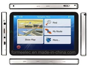7 Inch GPS Navigator Car Navigation 128MB 4GB for Vehicle pictures & photos