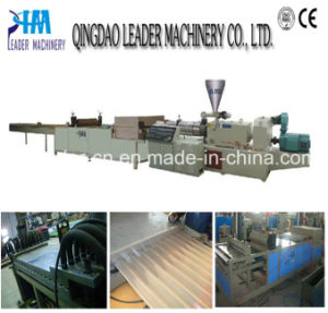Plastic Sheet Roofing Panel Extrusion Line pictures & photos